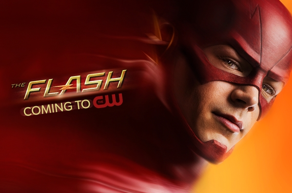 The Flash - favorite new TV show of 2014 by freshfromthe.com