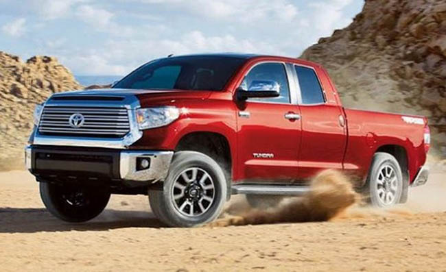 2018 Toyota Tundra Redesign, Release Date, Price and Review | Toyota Overview