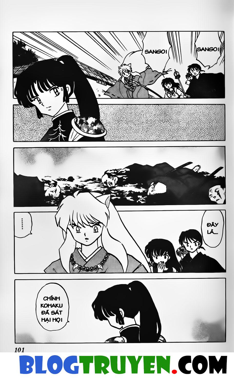Inuyasha vol 32.6 trang 8