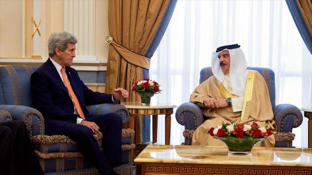 Baréin gastó $ 855.000 por el silencio de EEUU ante represiones