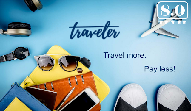 Traveler (TVLR) ICO Review, Rating, Token Price