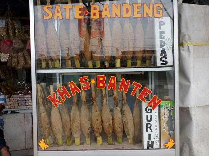 Sate Bandeng Dari Banten