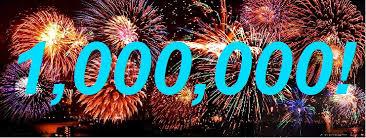 1 juta ringgit, rezeki bila dapat 1 juta, 1000000, jutawan, pageviews 1 juta, angan-angan
