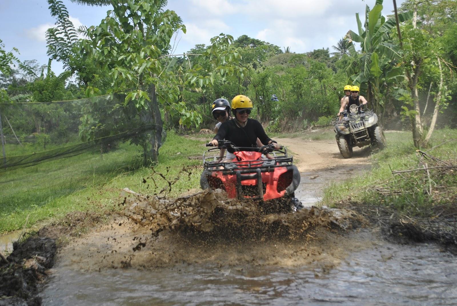Hasil gambar untuk ATV Quad Bike Adventure bali