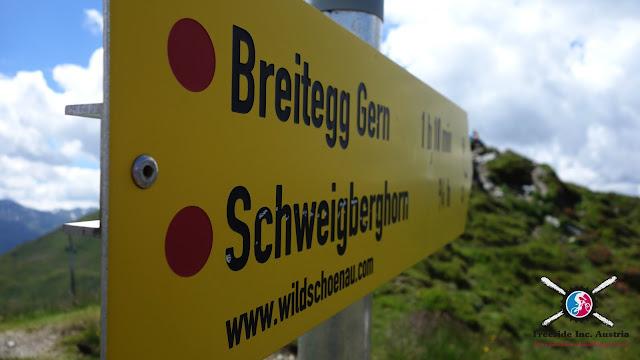 Schweigberghorn Wildschönau