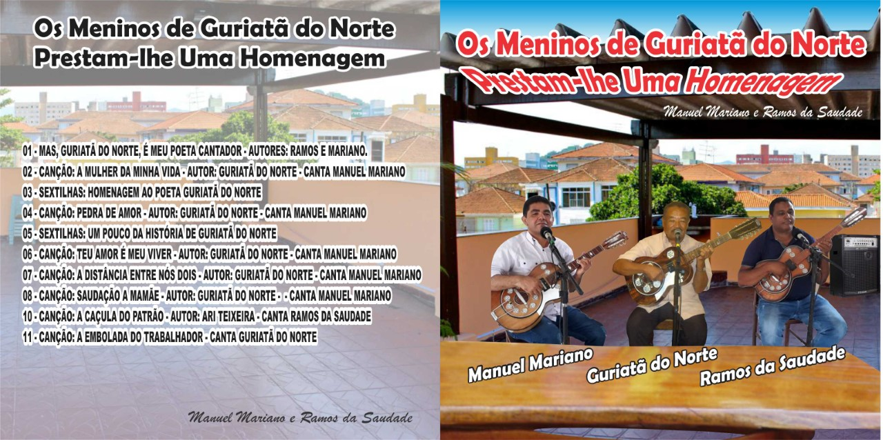 HOMENAGEM AO POETA GURIATÃ DO NORTE