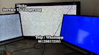 service tv lcd led di tangerang