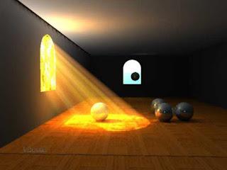 Intensitas Cahaya