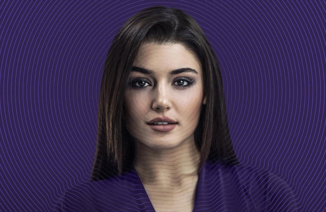 Hande Ercel Latest Awesome Wallpaper