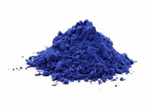 فوائد عشبة النيلة الزرقاء