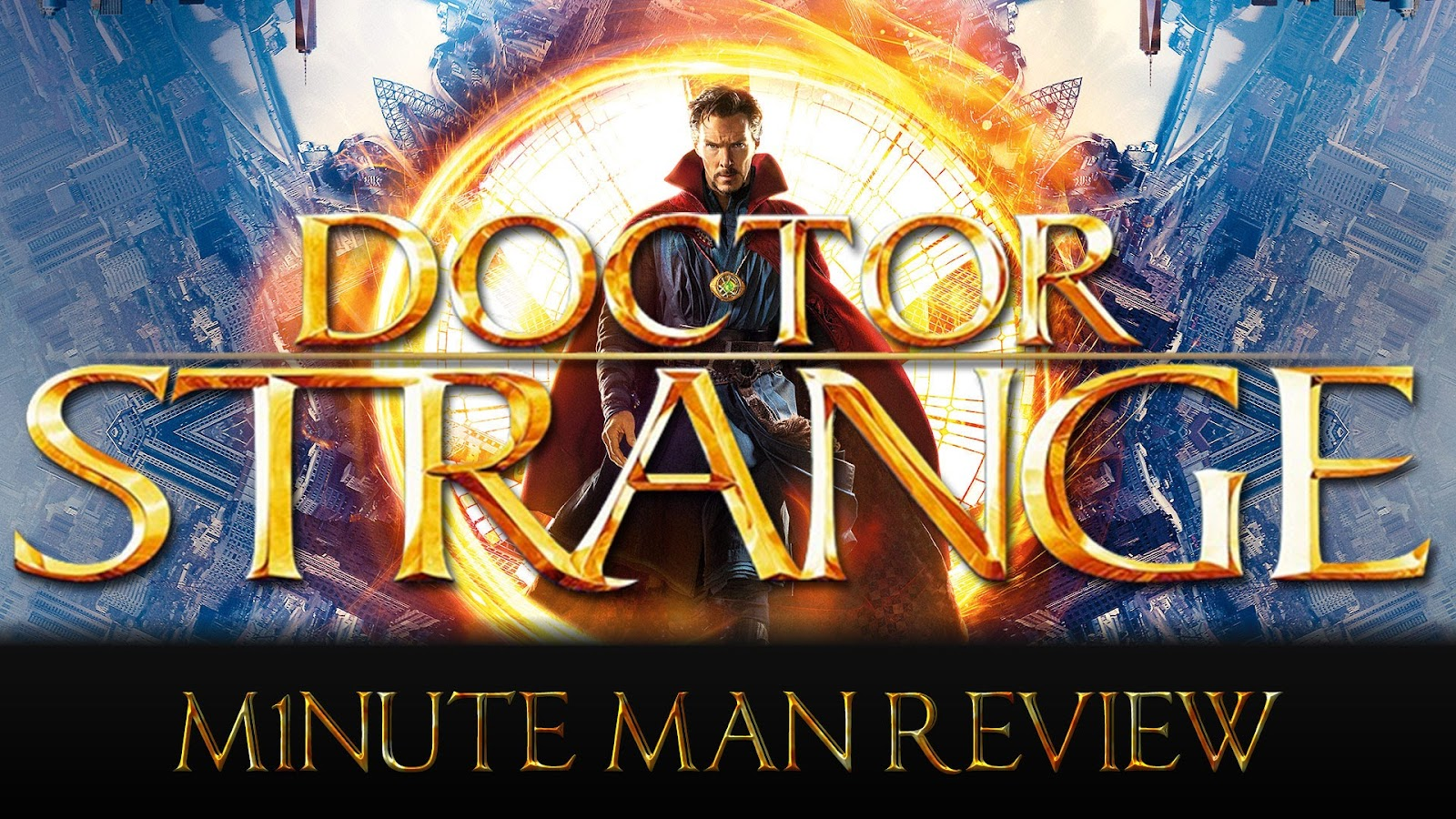 movie review Doctor Strange podcast