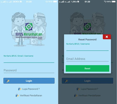 Cara Mengatasi Lupa Password BPJS Kesehatan