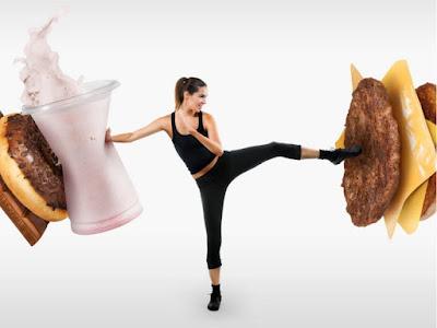 Evita la comida basura