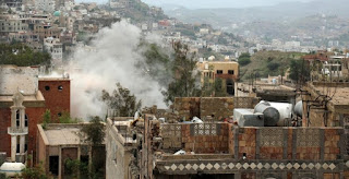 Serangan Roket Syiah Houtsi Bunuh 9 Orang Termasuk Jurnalis