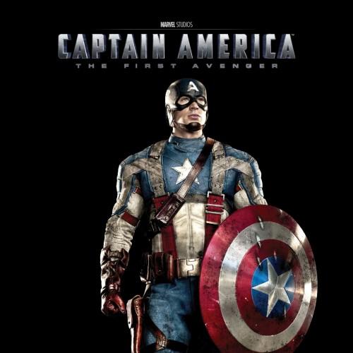deux nouvelles affiches du film captain america the first avenger comic screen l. Black Bedroom Furniture Sets. Home Design Ideas