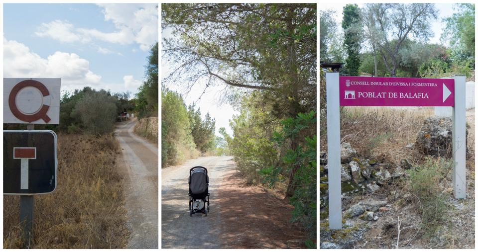 Voyage: Matinée a San Llorenç de Balàfia