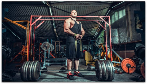 Strength Training with Only One Barbell