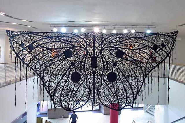 """Resultado de imagen para """"Diagonal Sur"""", en el Centro Cultural Borges,"""
