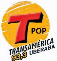 ouvir a Rádio Transamérica FM 93,3 Uberaba MG