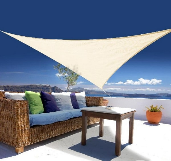 Discover The Advantages of Sail Awnings - Exterior Design Ideas 6