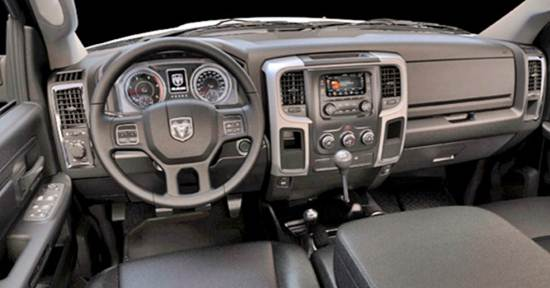 2017 RAM 4500-5500 Chassis Cab Concept