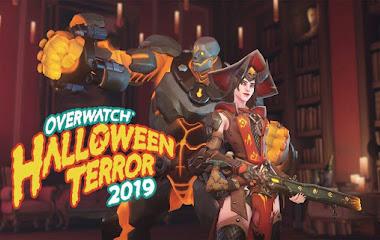 Bản cập nhật Overwatch Halloween: Có gì mới?
