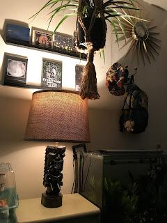 Tiki Lamp ティキ ランプ