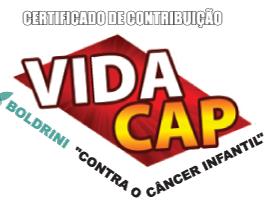 Resultado do Vida Cap sorteio de domingo 08 de Dezembro 08/12/2019