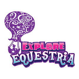 MLP Explore Equestria Brushable Figures