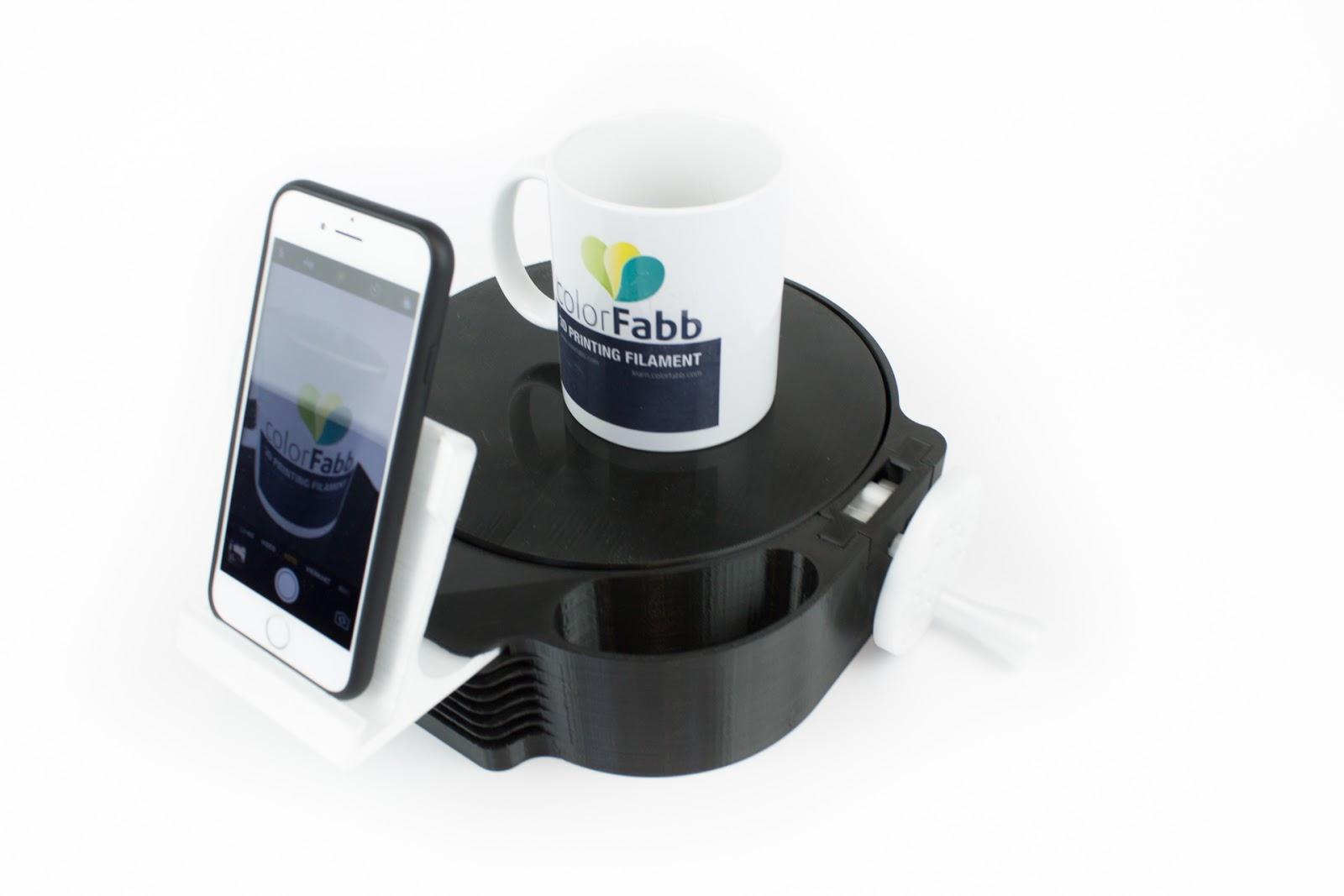 stampoin3d come autocostruirsi uno scanner 3d per smartphone stampato in 3d. Black Bedroom Furniture Sets. Home Design Ideas