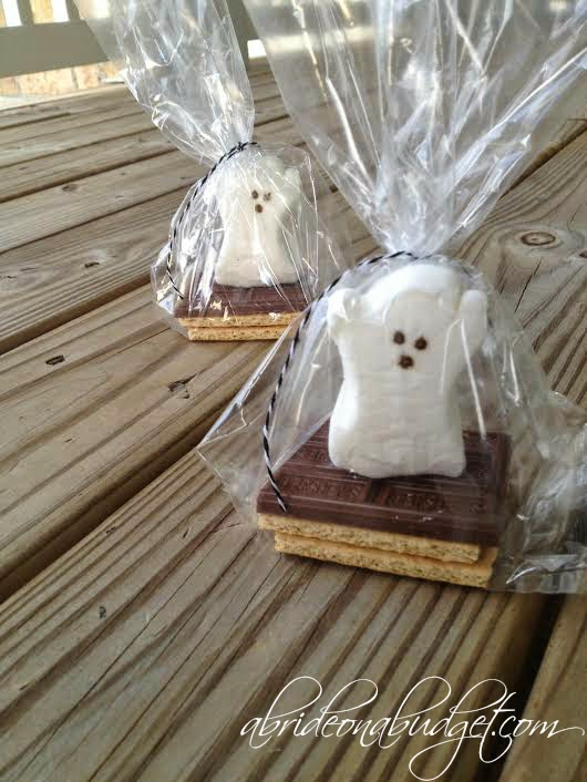 Smore Party Favors