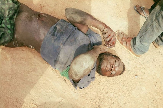 Two Left Dead as Fulani Herdsmen Raid Again (Graphic Photos)