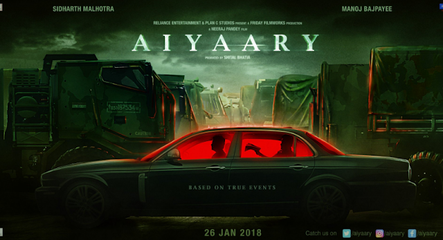 'Aiyaary' will not be released in Pakistan, know what is the reason