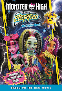Liceul Monstrilor Electrizeaza-ma Monster High Electrified Desene Animate Online Dublate si Subtitrate in Limba Romana