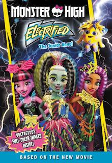 Liceul Monstrilor Electrizeaza-ma Monster High Electrified Desene Animate Online Dublate si Subtitrate in Limba Romana