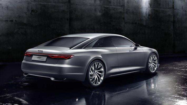 Wallpaper 5: Audi Prologue concept