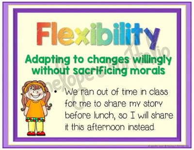 The Flexibilty Poster