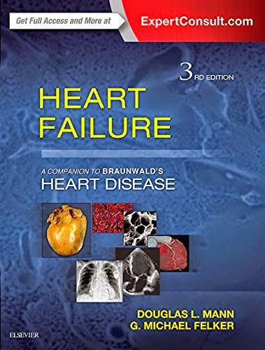 Braunwald Bệnh học và Điều trị Suy tim 3e