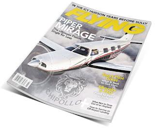 Flying Magazine: March 2011