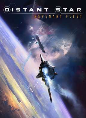 Descargar Distant Star Revenant Fleet pc full español mega y google drive.