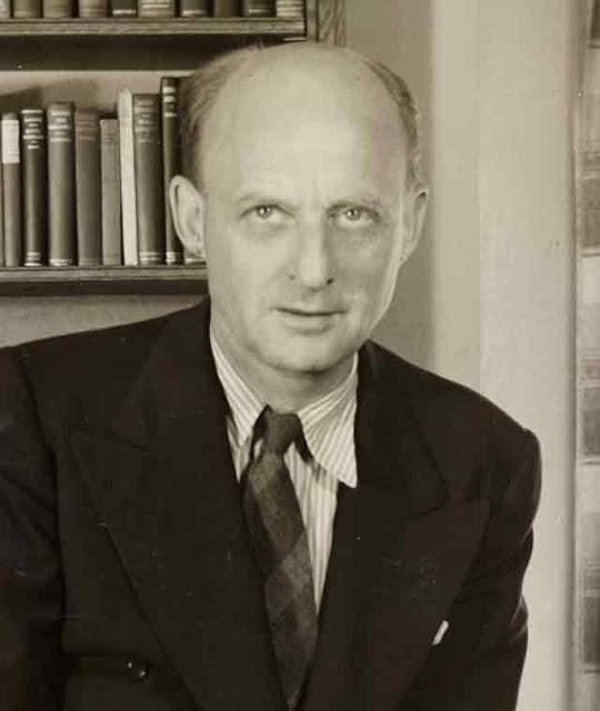 American Christian theologian Reinhold Niebuhr, 14 November 1941 worldwartwo.filminspector.com