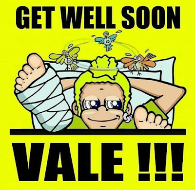 Get Well Soon, Rossi!