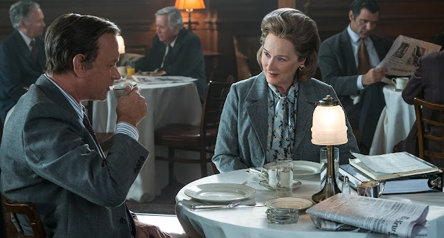 Meryl Streep Tom Hanks Steven Spielberg | The Post