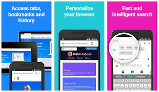 تحميل, تطبيق, موزيلا, فايرفوكس, للتصفح, الآمن, والسريع, Firefox