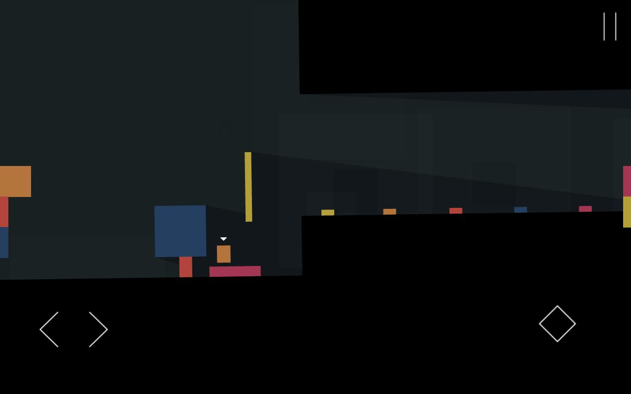Game Petualangan Android Thomas Was Alone