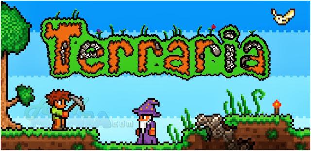 Terraria. Android FULL Unlocked Version APK İndir - androidliyim.com