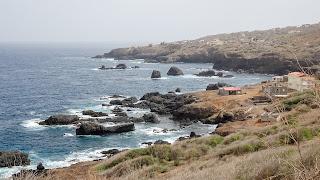 Cape Verde east coast is good to self drive
