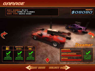 Deadly Race PC Game Free Download