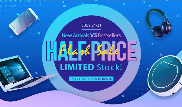 【GearBest】OP 5が469ドル、Mi Pad 3が219ドル、Mi 6が409ドルなど激安クーポンが一挙登場。夏を前にガジェット購入のチャンスです!