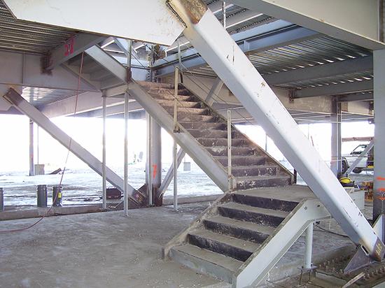 Mengenal prinsip pembentuk sebuah tangga